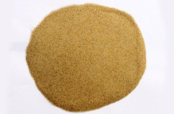 覆膜砂的生产工艺流程
