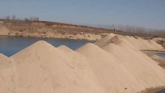 江苏烘干砂厂家——关于机制砂的知识14个问题(上)
