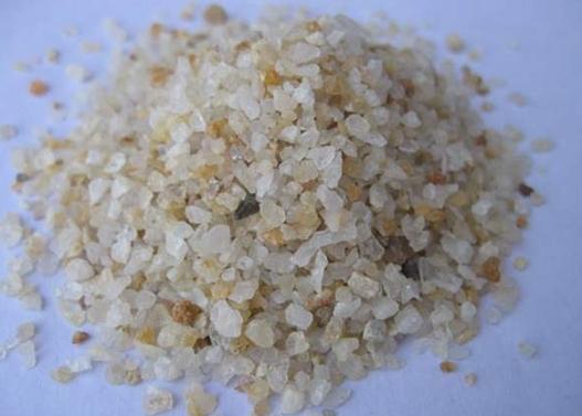 水洗烘干沙是怎么生产的